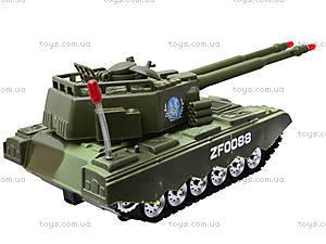 Детский музыкальный танк со световыми эффектами, ZF0088, купить