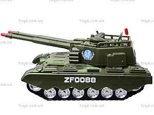 Детский музыкальный танк со световыми эффектами, ZF0088, цена