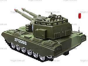 Детский музыкальный танк со световыми эффектами, ZF0088, детские игрушки