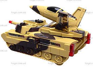Музыкальный танк-трансформер, LD-668A, отзывы