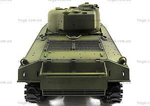 Танк на радиоуправлении Heng Long T-34, HL3909-1, фото
