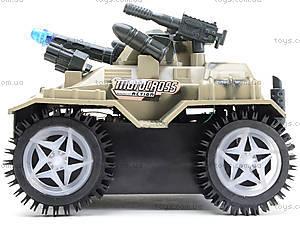 Игровой танк-перевертыш, 2058A, фото