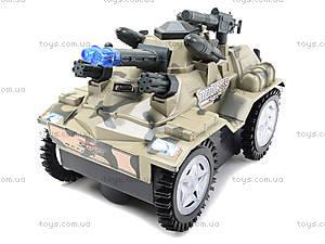Игровой танк-перевертыш, 2058A, отзывы