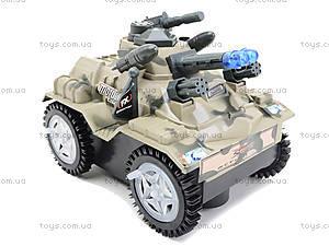 Игровой танк-перевертыш, 2058A, игрушки