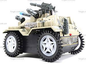 Игровой танк-перевертыш, 2058A, детские игрушки