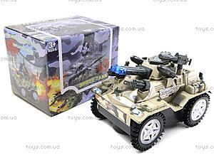 Игровой танк-перевертыш, 2058A, toys.com.ua