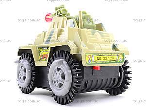 Музыкальный танк-перевертыш со светом, 337-20, купить