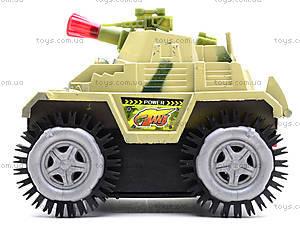 Музыкальный танк-перевертыш со светом, 337-20, цена