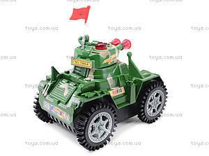 Музыкальный танк-перевертыш, 7088-6, купить