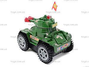 Музыкальный танк-перевертыш, 7088-6, фото
