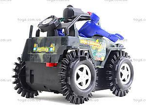 Танк-перевертыш War Chariot со светом , V-145, игрушки