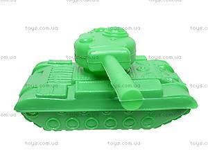 Танк, пластмассовый, , игрушки
