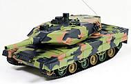 Танк радиоуправляемый Heng Long Leopard II A6, HL3889-1, отзывы