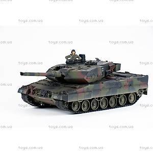 Танк радиоуправляемый Heng Long Leopard II A6, HL3889-1, купить