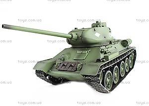 Танк радиоуправляемый Heng Long T-34, HL3909-1PRO