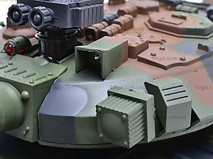 Танк радиоуправляемый, стреляет пульками, YH4101B-78, toys
