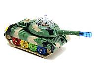 Супер танк с музыкальным и световым эффектами, 2016F, купить