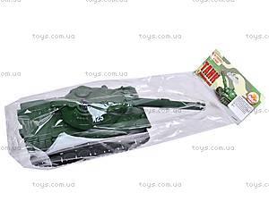 Танк с пневмопушкой, С-16-Ф, детские игрушки