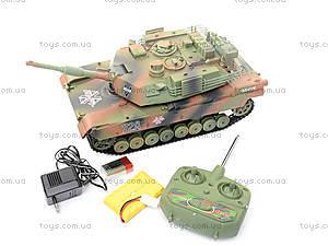 Танк, с пультом радиоуправления, 2172, игрушки