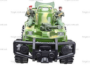 Танк инерционный для детей «52», 388-22, купить