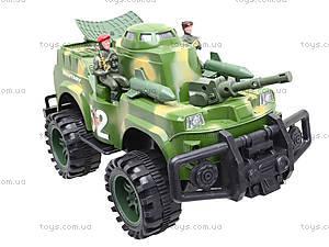 Танк инерционный для детей «52», 388-22, детские игрушки