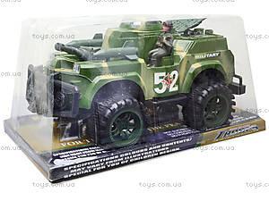 Танк инерционный для детей «52», 388-22, toys.com.ua