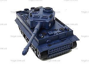 Инерционный танк на батарейках, 360-10, фото