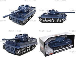 Инерционный танк на батарейках, 360-10