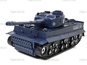Инерционный танк на батарейках, 360-10, игрушки