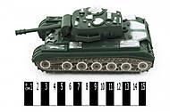 Танк инерционный игрушечный, 543-12F, отзывы