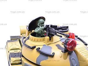 Танковый бой на радиоуправлении, 11268B, детские игрушки