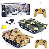 """Танковый бой на радиоуправлении """"War Tank"""" QUAN SHENG (369-23), 369-23, опт"""