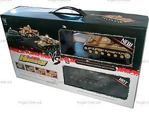 Танковый бой на радиоуправлении 1:36 HuanQi, HQ-529, фото