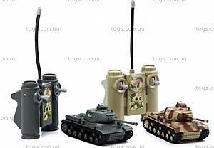 Танковый бой на радиоуправлении 1:36 HuanQi, HQ-529, отзывы