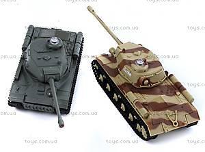 Танковый бой на радиоуправлении 1:36 HuanQi, HQ-529, магазин игрушек