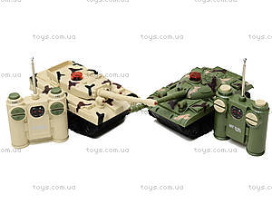 Танковый бой на радиоуправлении с датчиком попадания, ZYB-B0491, магазин игрушек