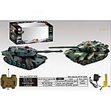 Танки на радиоуправлении «Танковый бой», 33820, фото