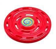 Тарелка летающая  красный, S0007, toys.com.ua