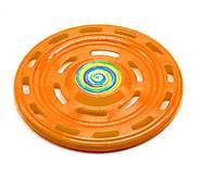 Тарелка летающая  оранжевая, S0007, магазин игрушек
