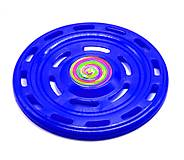 Тарелка летающая (синяя), S0007, фото