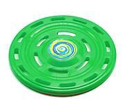 Тарелка летающая  зеленая, S0007, детский