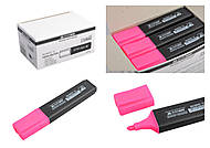 Текстовый маркер, розовый (12 штук в упаковке), BM.8902-10, отзывы