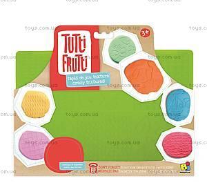 Текстурный коврик для лепки серии Tutti-Frutti, BJTT15019
