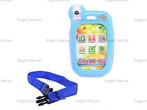 Телефон «Бебифон» с сенсорным экраном, 7203, купить