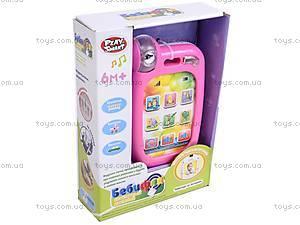 Телефон «Бебифон» с сенсорным экраном, 7203, отзывы