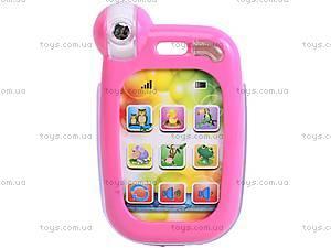 Телефон «Бебифон» с сенсорным экраном, 7203, игрушки