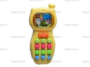 Телефон детский обучающий, 25801E
