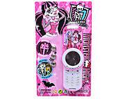 Телефон игрушечный «Герои мультфильмов», 63161718