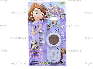 Телефон игрушечный «Герои мультфильмов», 63161718, фото