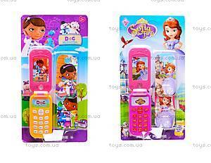 Детский телефон «Мультгерои», XB2022-20-24-2012-14-15